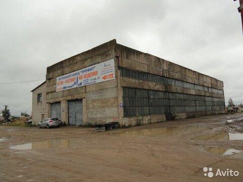 Производственное здание 1470 м2 с участком 1.5437 - Фото 1