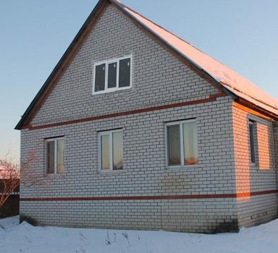 Дом 157 м2 (кирпич) - Фото 1