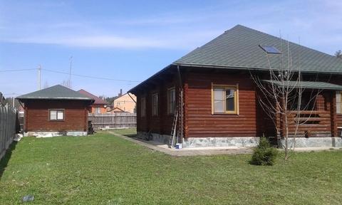 Дом 206 кв. м Участок 13 сот. Новорязанское ш 42 км от МКАД. . - Фото 1