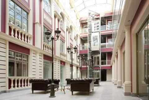 Офис в аренду 48.5 кв. м, м2/год - Фото 1