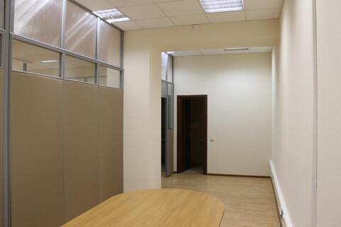 Офис без комиссии 124 кв.м 1 этаж м.Киевская - Фото 3
