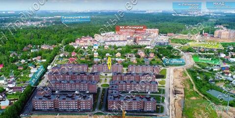 Красногорский район, Сабурово, 3-комн. квартира - Фото 1