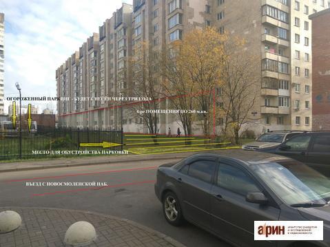 Аренда торгового помещения, м. Приморская, Ул. Наличная - Фото 5