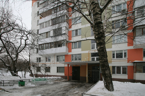 Трехкомнатная квартира Кленовый б-р - Фото 1