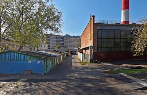 Гараж-бокс, номер 418, общей площадью 18 кв. м. - Фото 1