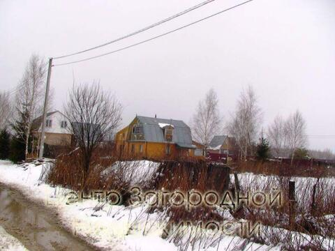Участок, Можайское ш, 50 км от МКАД, Чапаевка д, деревня. Продаю . - Фото 1