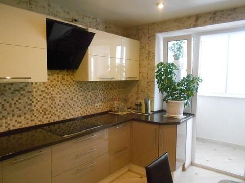 3-комнатная квартира с высококачественным ремонтом, г. Чехов - Фото 1