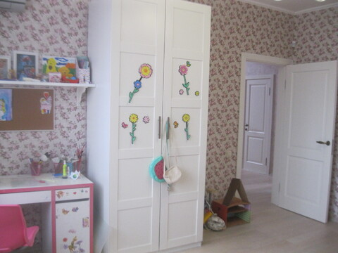 Дом зжм 255/135/20 евро+встроен.мебель 4 сот - Фото 5