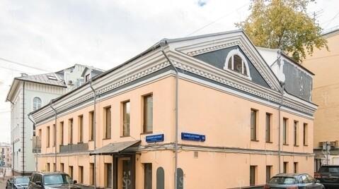 Отдельно стоящее здание, особняк, Цветной бульвар, 794 кв.м, класс B. . - Фото 1