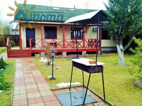 Продается дом в деревне Тростье, заповедника Барсуки Жуковского района - Фото 1