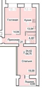 Продам 2 ип на Красных зорь - Фото 2