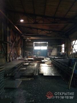 Под производство/склад (350кв.м, кран-балка) - Фото 2