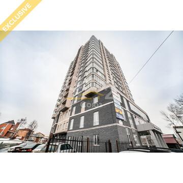 Продается 3-х квартира с хорошим ремонтом в новом доме - Фото 1