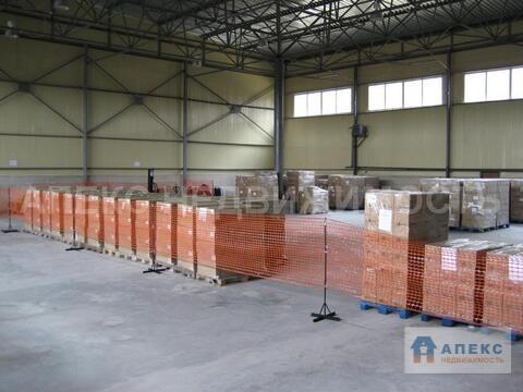 Аренда помещения пл. 500 м2 под склад, производство, Чехов . - Фото 1