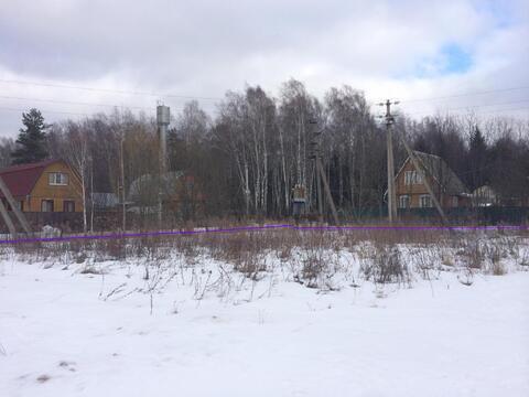 Участок в шаговой доступности от города Обнинск - Фото 3