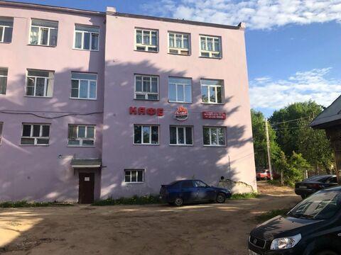 Трехэтажное кирпичное здание 510 кв.м в центре г. Фурманов - Фото 1