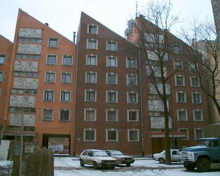 Продажа квартиры, Купить квартиру Рига, Латвия по недорогой цене, ID объекта - 313154936 - Фото 1