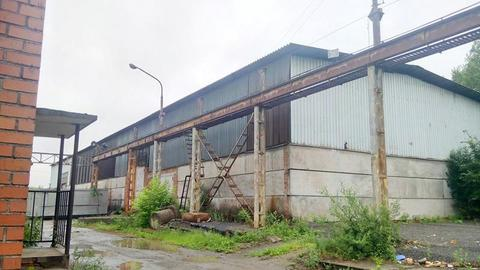Производственный комплекс 1200кв.м. центр.теплый - Фото 3