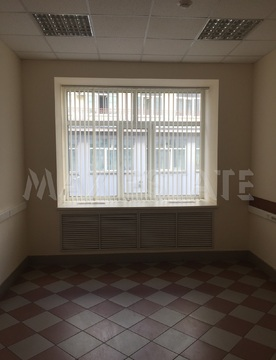 Офис 192м2 м. Парк культуры, ул. Россолимо д.17с3 - Фото 2