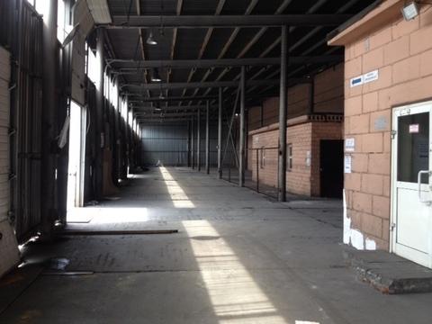 Теплый склад с жд веткой - Фото 2
