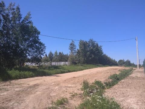 Земельный участок 15 соток в д. Савельево, Дмитровского района - Фото 5