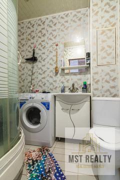 Однокомнатная квартира в ЖК Видный переделанная в евро-двушку - Фото 5