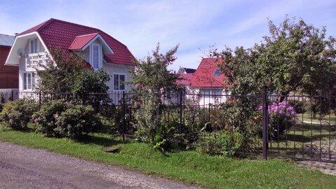 Продается участок с домом рядом с озером Сенеж - Фото 2