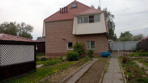Продается дом с ПМЖ в пос.Тучково Рузский р.со всеми коммуникациями - Фото 1