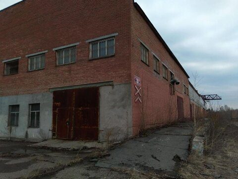 Продается Склад. , Томск город, 1-й Вилюйский проезд 10 - Фото 3