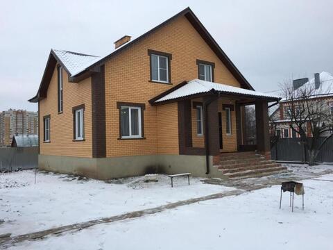 Продажа дома, Тамбов, Авиаторов проезд - Фото 1