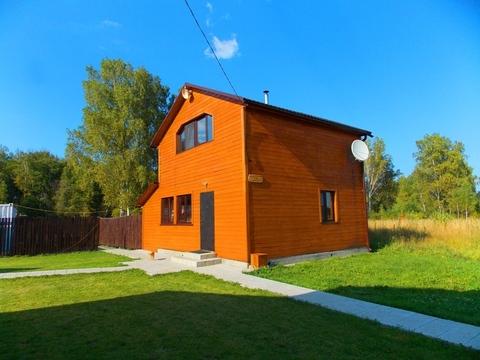 Коттедж на сутки для отдыха в Плотниково - Фото 1