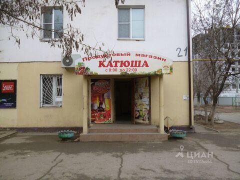 Торговая площадь в Астраханская область, Астрахань ул. Богдана . - Фото 1