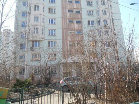 Продается 3-х ком.квартира в Москве уд. Изюмская метро Скобелевская - Фото 1