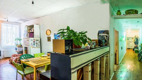 Сдам комнату 21 м.кв. с действующим камином в просторной 3-комн. кварт - Фото 5