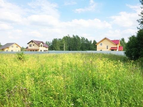 Участок 5 соток с панорамным видом д. Сурмино Дмитровский район - Фото 1