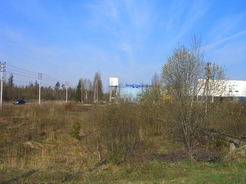 Продажа земельного участка промышленного назначения в Тосно ! - Фото 4