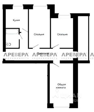 Продажа квартиры, Емельяново, Емельяновский район, Почтовый пер. - Фото 2