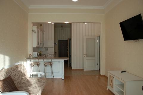 2-комнатные апартаменты в Ялте, новый дом, 50 метров до моря - Фото 3