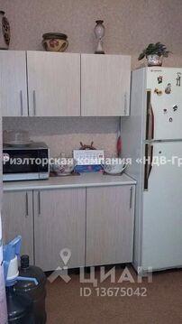 Комната Хабаровский край, Хабаровск ул. Карла Маркса, 41 (25.0 м) - Фото 1