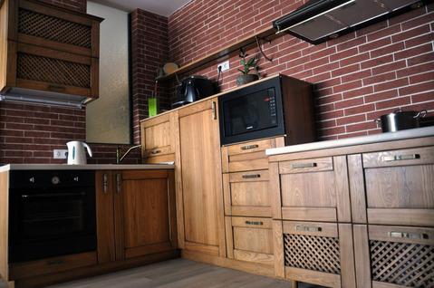 Квартира с дизайнерским ремонтом. ЖК Дуэт. Меблирована полностью - Фото 3