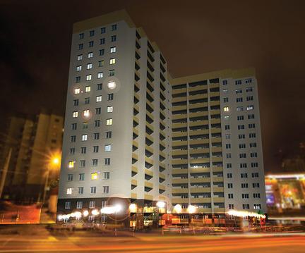 Продажа 1-комнатной квартиры, 36.8 м2, Пугачёва, д. 29а, к. корпус А - Фото 1