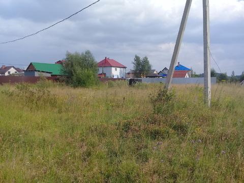 Отличный участок 6 сот. в СНТ Полёт вблизи с. Сертякино на Гривно - Фото 5
