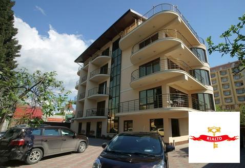 Продается успешно функционирующий отель в Алуште, Южный берег Крыма - Фото 1