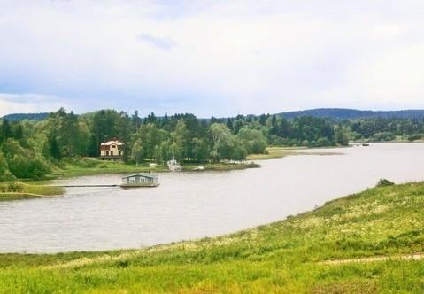 Участки у воды, берег Ладоги - Фото 1