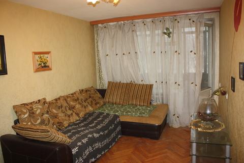 Сдам 2-х комнатную квартиру метро Кузьминки - Фото 1