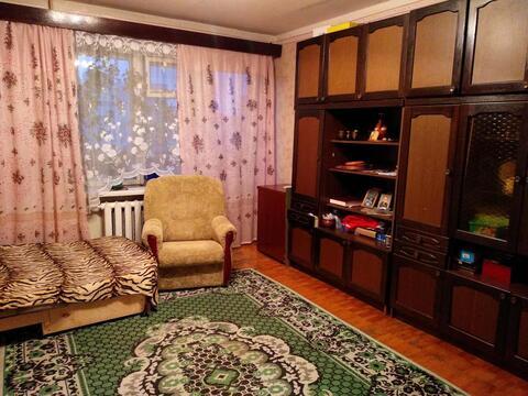 Продам комнату в 4-к квартире, Дубна г, улица Попова 6 - Фото 1