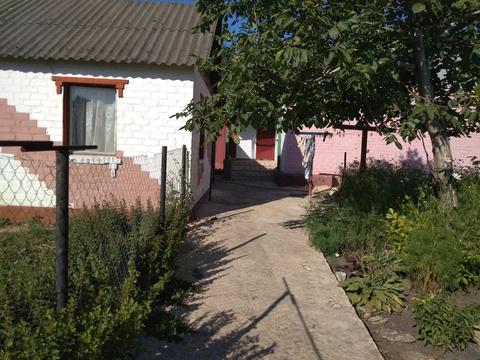 Продажа дома, Хомутово, Новодеревеньковский район, Ул. Маслозаводская - Фото 1