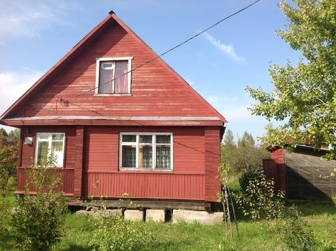 Продам дом с участком СНТ Корабел садоводческий массив Бабино 2 - Фото 1