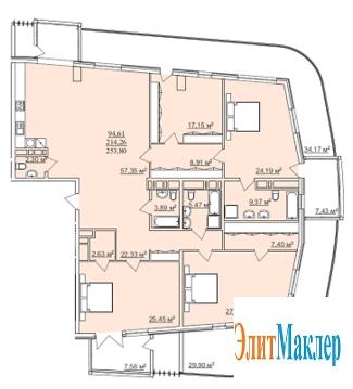 ЖК Солнечный дом. Продажа 4 квартиры с парковкой - Фото 3