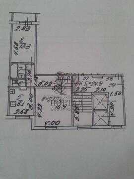 Продается 2 комнатная квартира, Подольск, 3/12 эт,. - Фото 4